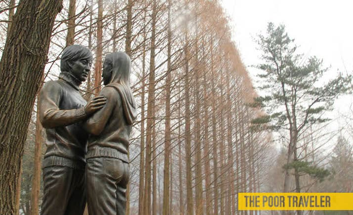 Snapshot: Winter Sonata in NAMI ISLAND, SOUTH KOREA