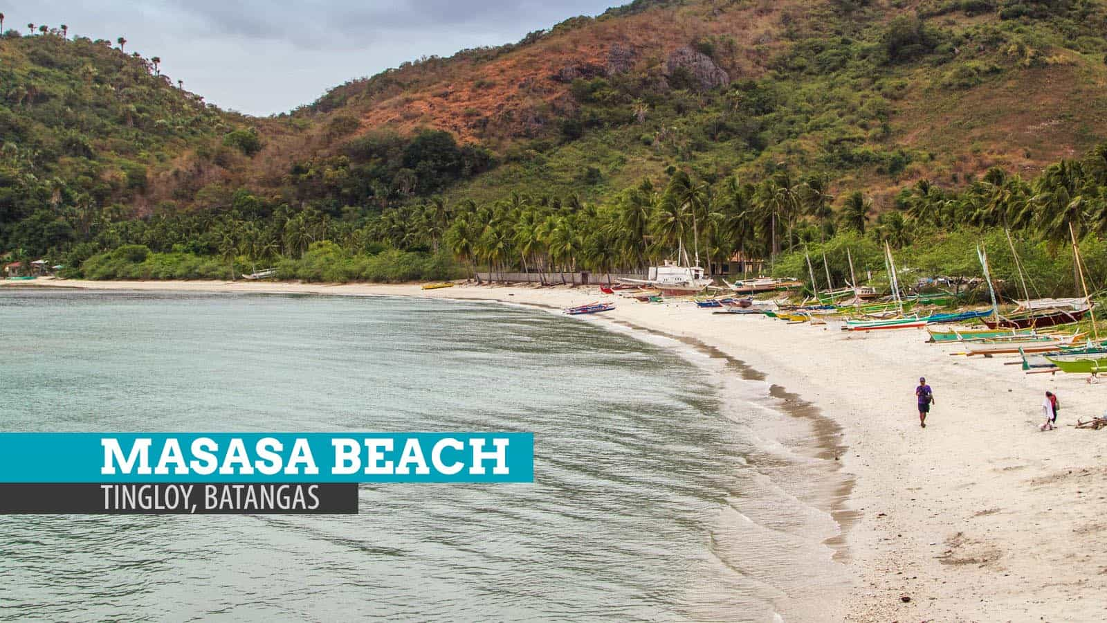 Best Beaches In Tingloy Batangas