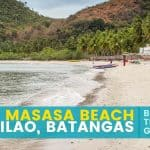 Masasa Beach and Anilao, Batangas: Budget Travel Guide 2016