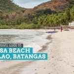 Anilao and Masasa Beach, Batangas: Budget Travel Guide 2016
