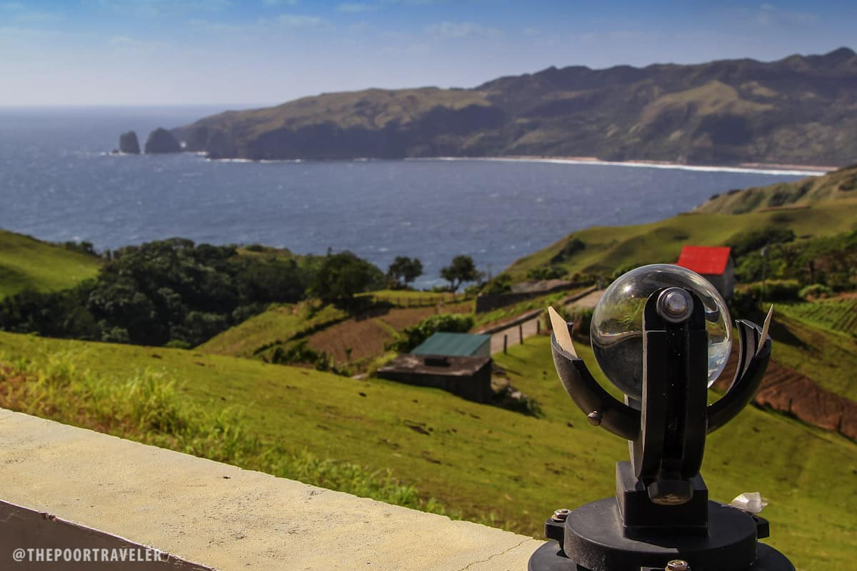 View from PAGASA Weather Station