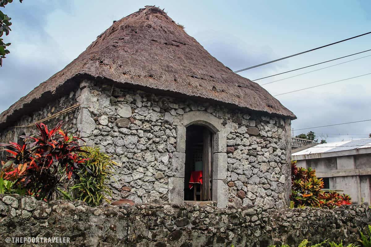 House of Dakay, the oldest traditional stone house in Ivana