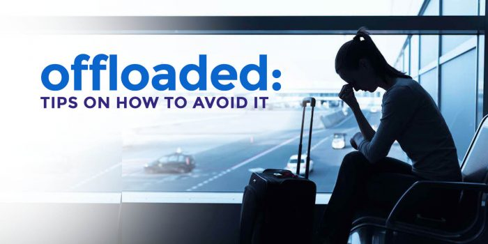 HOW TO AVOID GETTING OFFLOADED: Airport Immigration Requirements 2019