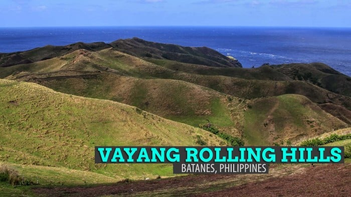 In Pictures: Vayang Rolling Hills, Batanes, Philippines