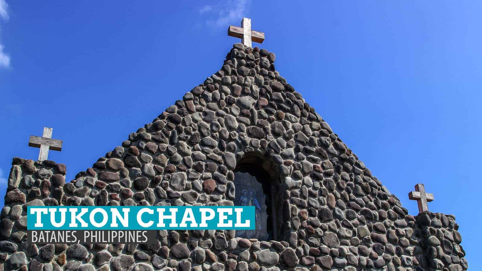 Tukon Chapel: A Promise Fulfilled in Basco, Batanes