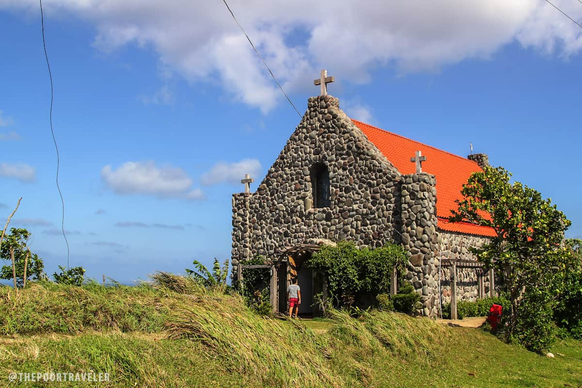Tukon Church is also known as Mt. Carmel Chapel