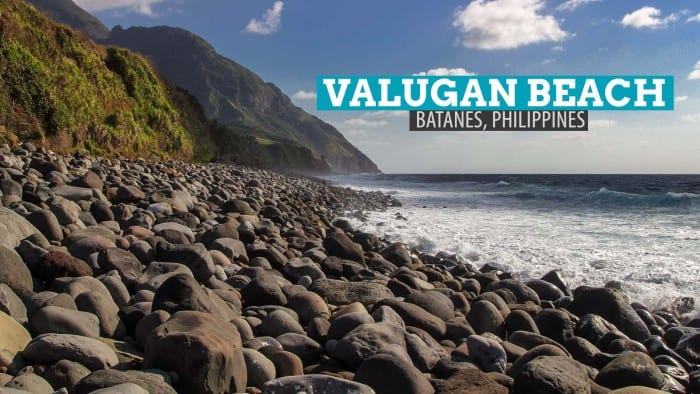 Valugan Boulder Beach, Batanes: The Ferocious and the Pacific