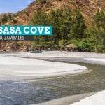 Nagsasa Cove, Zambales: Rising from the Ashes
