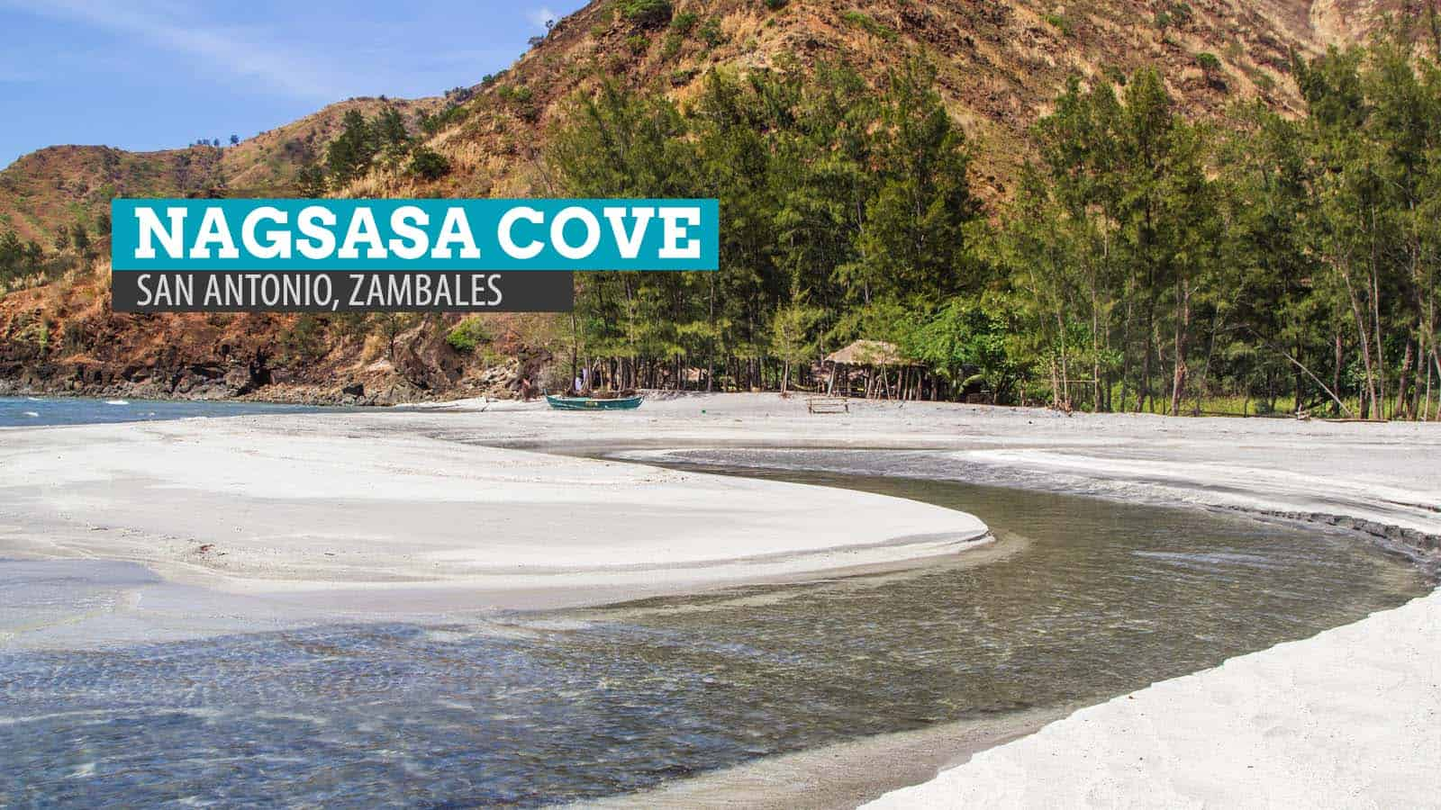 Nagsasa Cove, Zambales: Rising from the Ashes