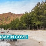 The Silence of Talisayen Cove, Zambales