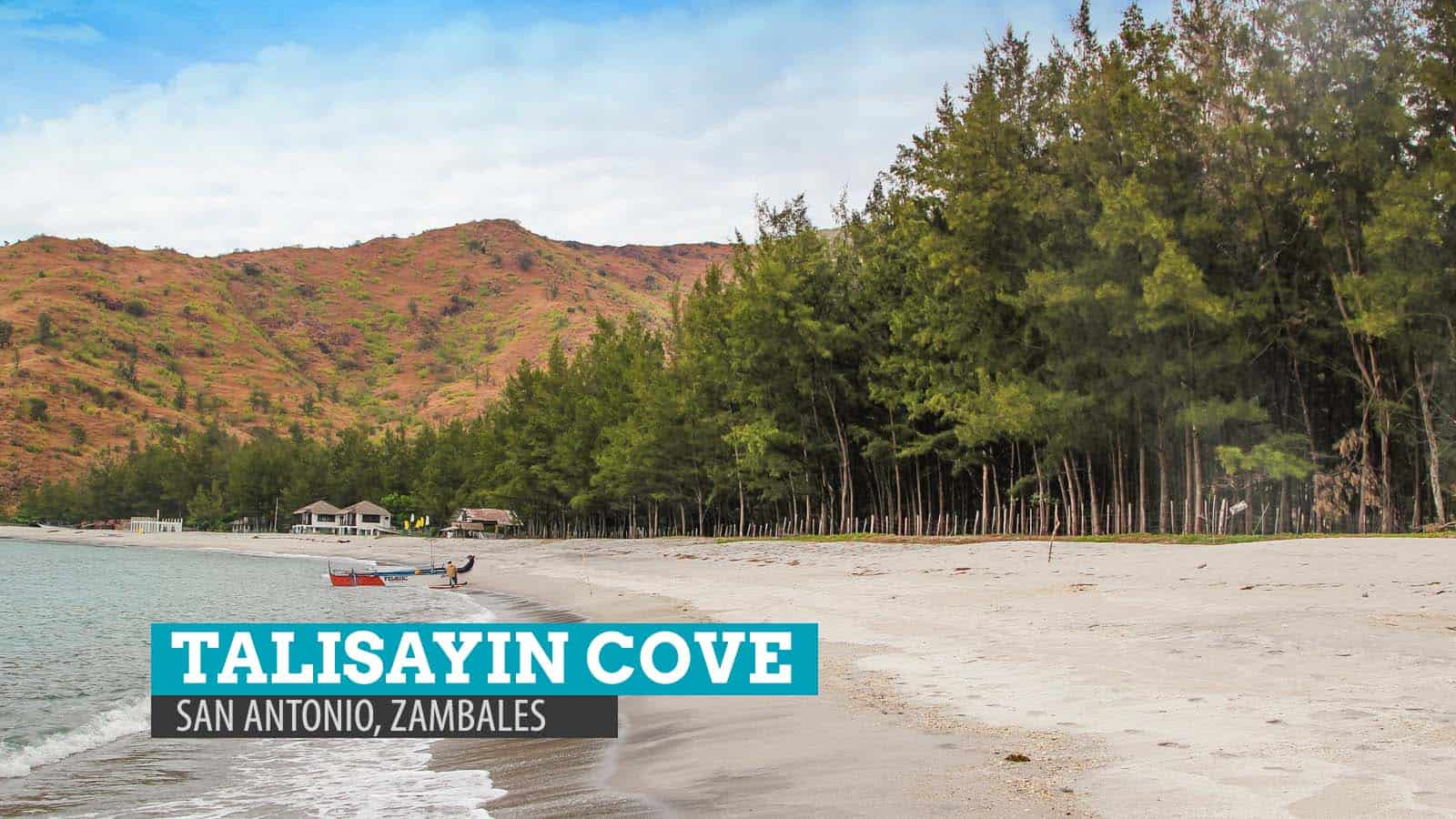The silence of talisayin cove zambales the poor Beach resort with swimming pool in zambales