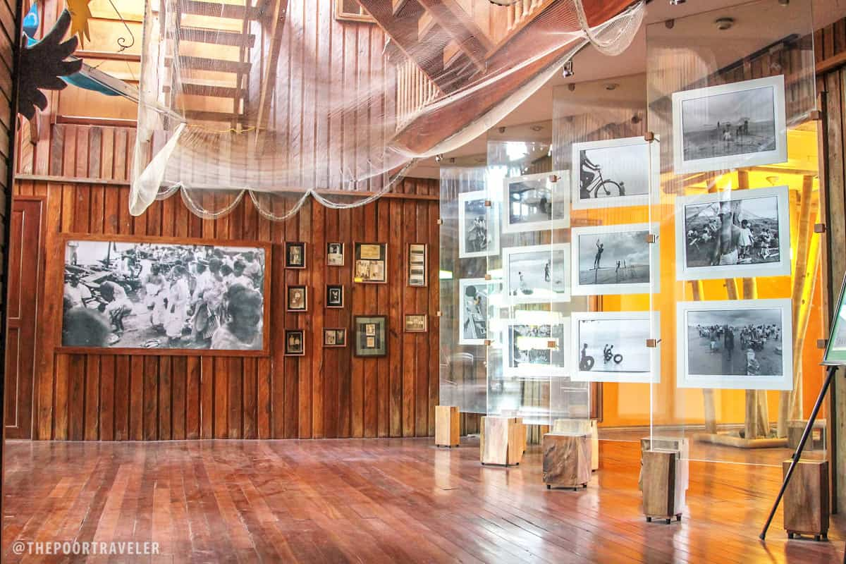 A photo exhibit
