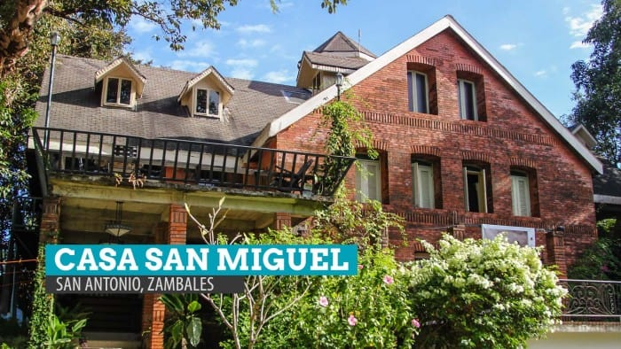 Casa San Miguel: Museum of Community Heritage in San Antonio, Zambales