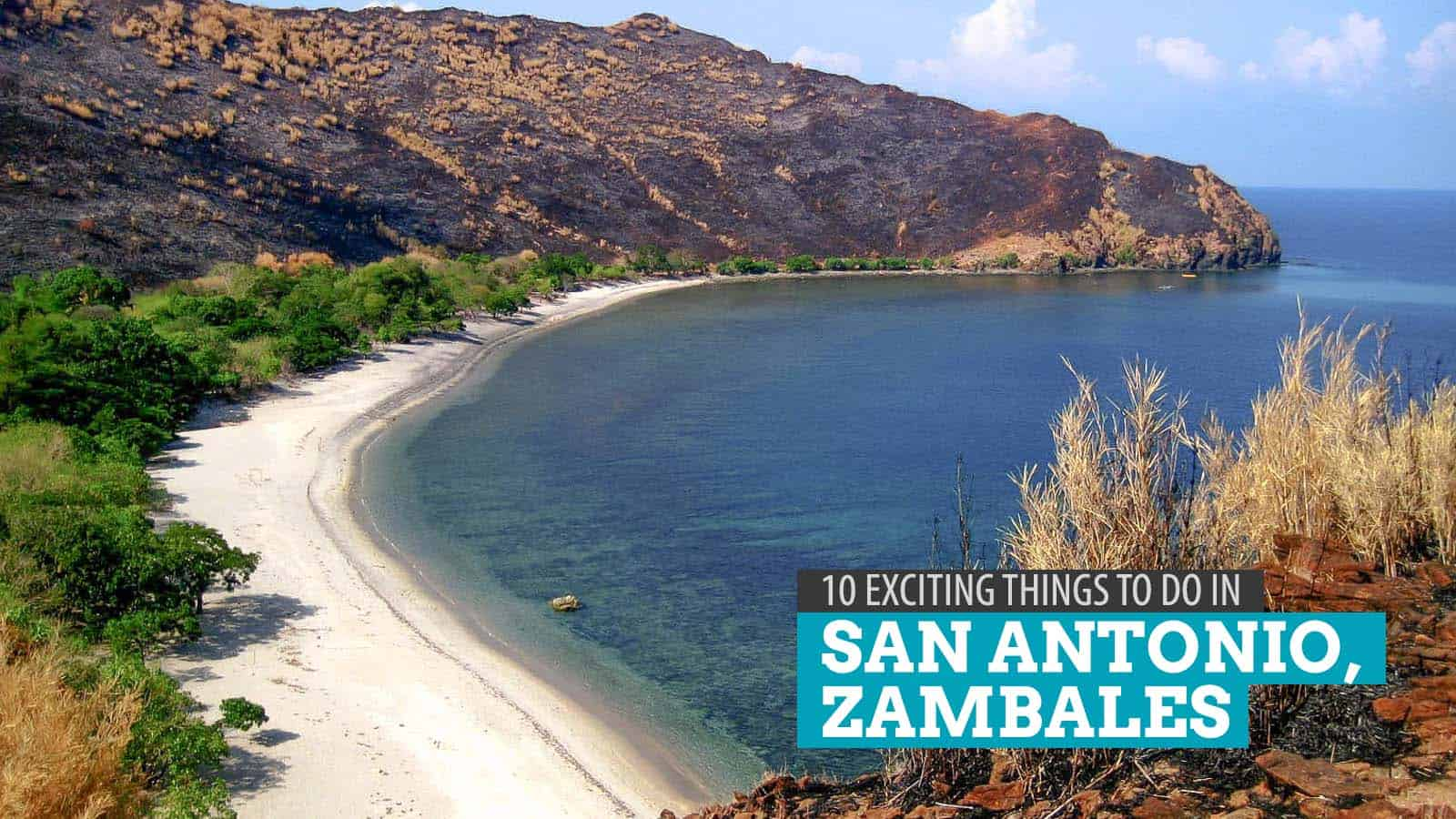 10 Exciting Things To Do In San Antonio Zambales The Poor Traveler Blog