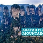 Avatar Floating Mountains: Finding Pandora in Zhangjiajie, China