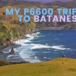 How I Traveled BATANES for Only P6600!
