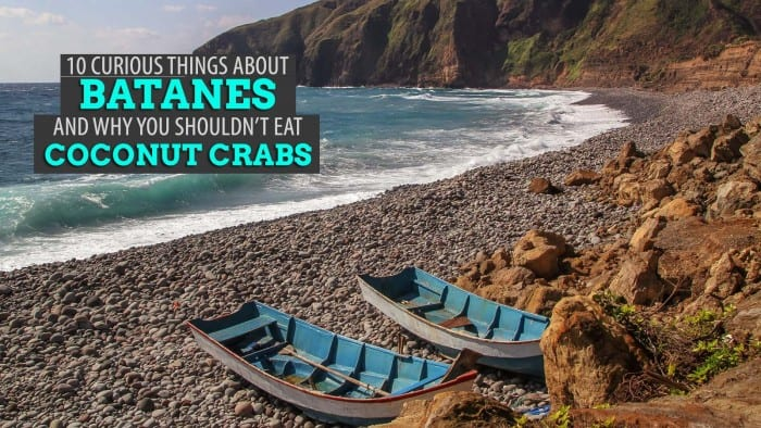 10 Curious Things About BATANES and Why You Shouldn't Eat Coconut Crabs