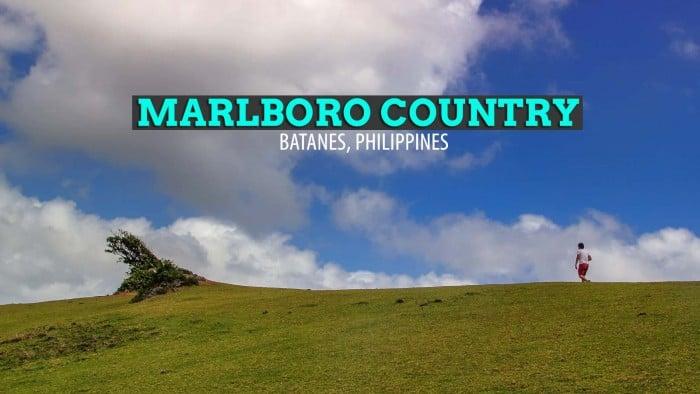 Marlboro Country: Racuh a Payaman, Batanes