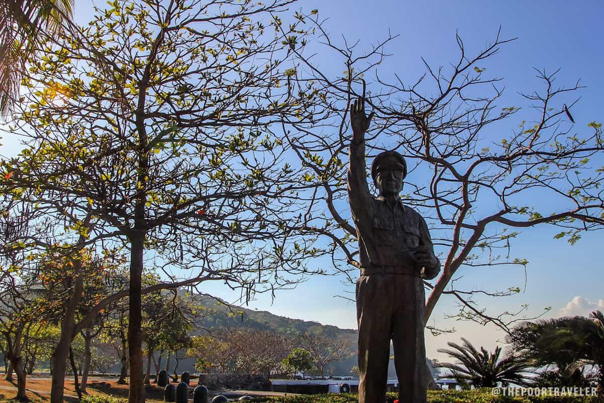 Statue of Gen. Douglas MacArthur