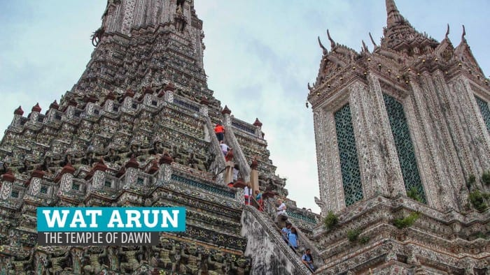 Wat Arun: The Temple of Dawn in Bangkok, Thailand