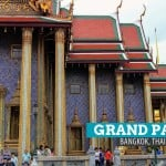 Bangkok, Thailand: The Grand Palace and the Temple of the Emerald Buddha