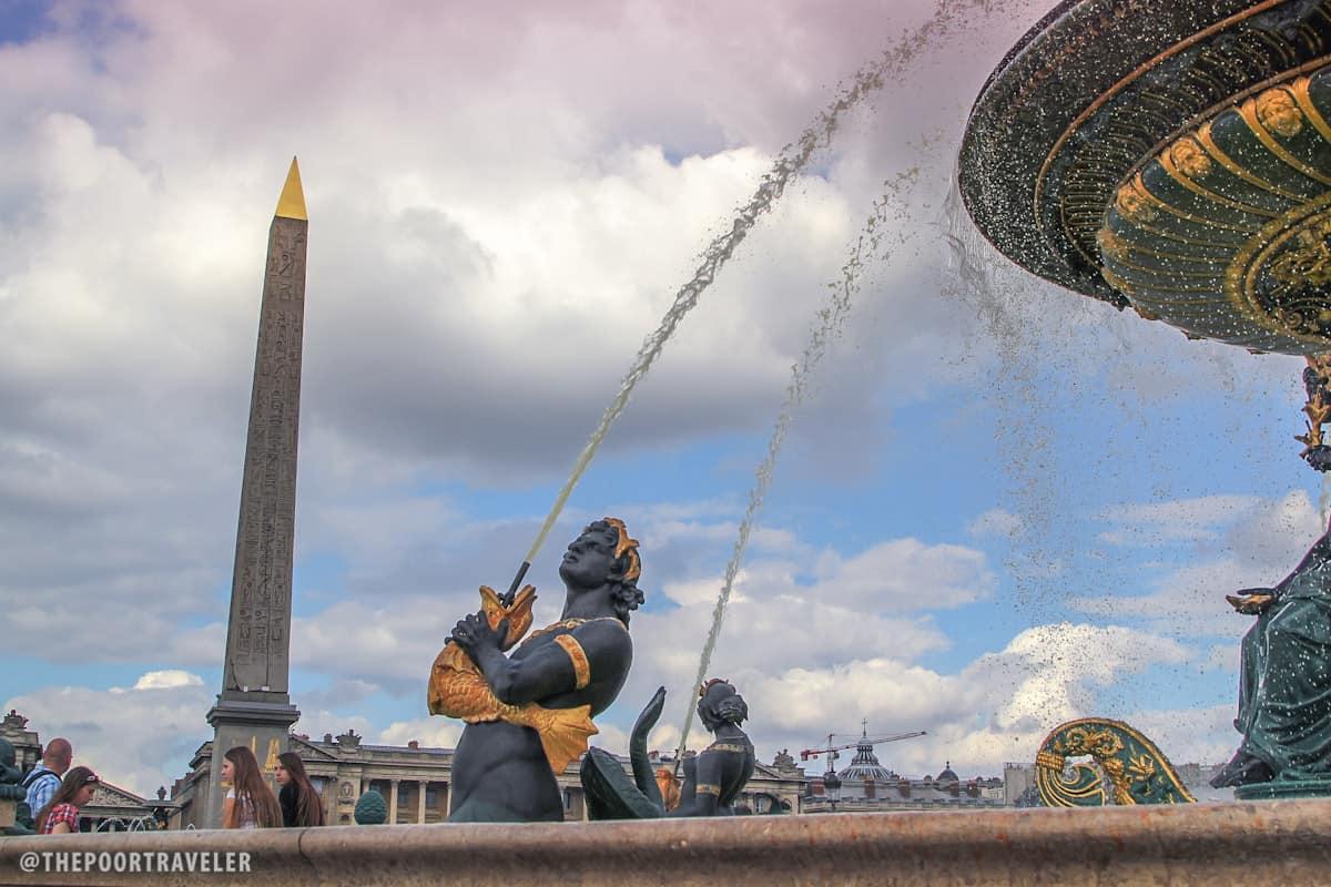 The Obelisk of Luxor