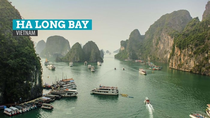 Overnight Junk Cruise in Halong Bay, Vietnam