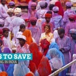 8 Ways to Save While Traveling In India