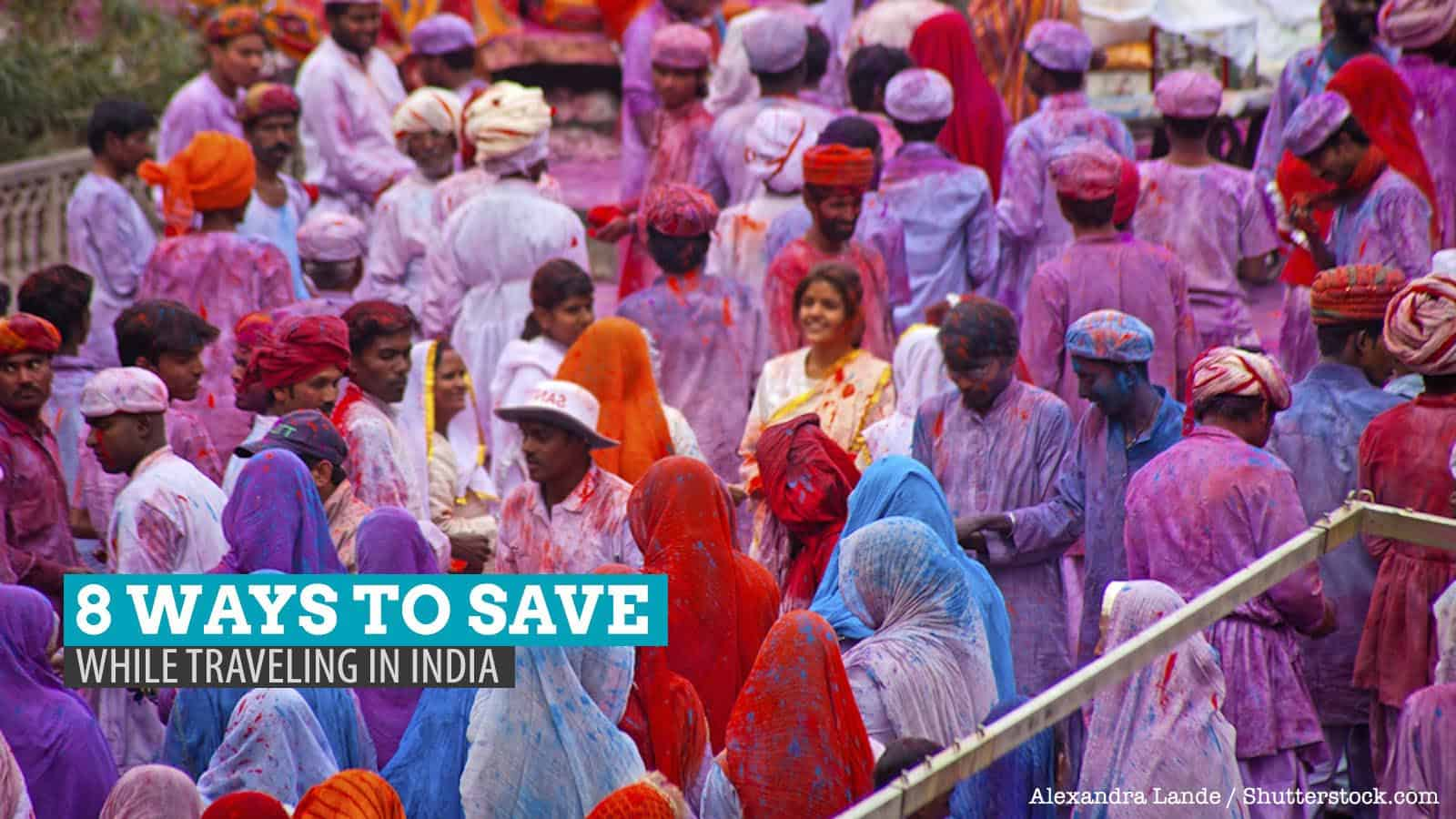 Ways to Save in India
