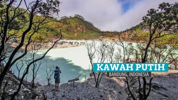 Kawah Putih: Breathless in Bandung, Indonesia