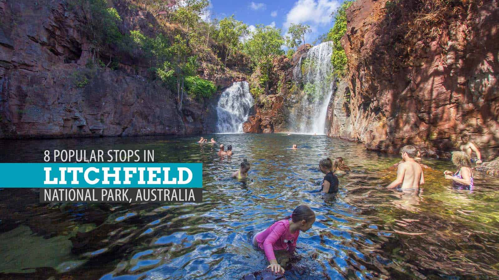 8 Popular Stops in Litchfield National Park, Australia: A Day Tour Itinerary
