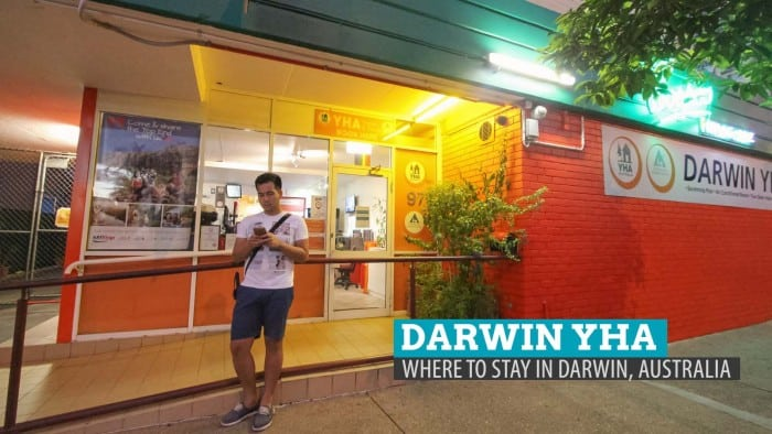 Darwin YHA Hostel: Where to Stay in Darwin, Australia