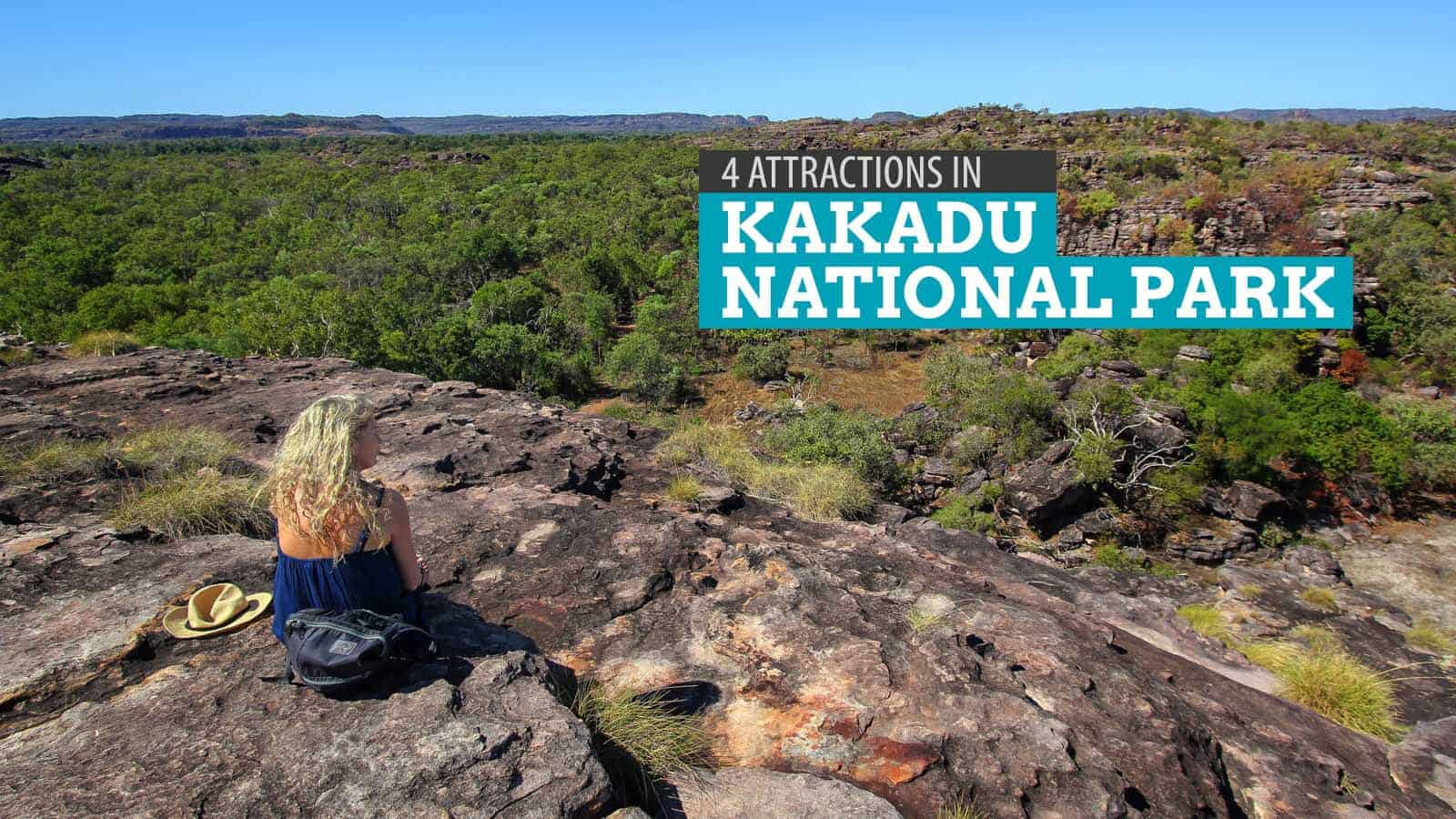 4 Highlights of our Kakadu National Park Day Tour, Australia