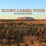 Australian Outback: Uluru Camel Tour at Sunrise