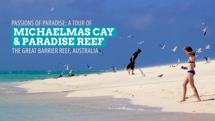 Passions of Paradise: Michaelmas Cay and the Great Barrier Reef, Australia