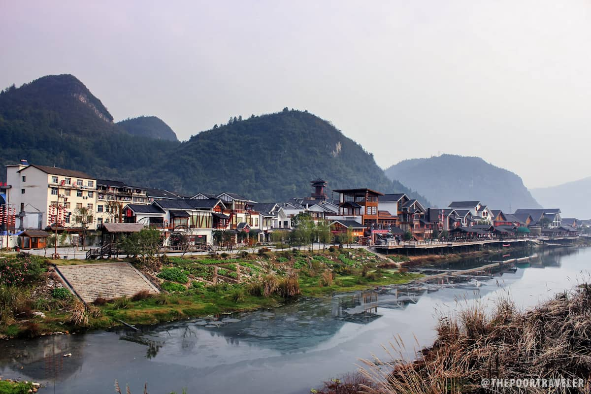 Wulingyuan Village