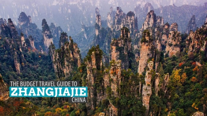 Wulingyuan and Zhangjiajie, China: Budget Travel Guide