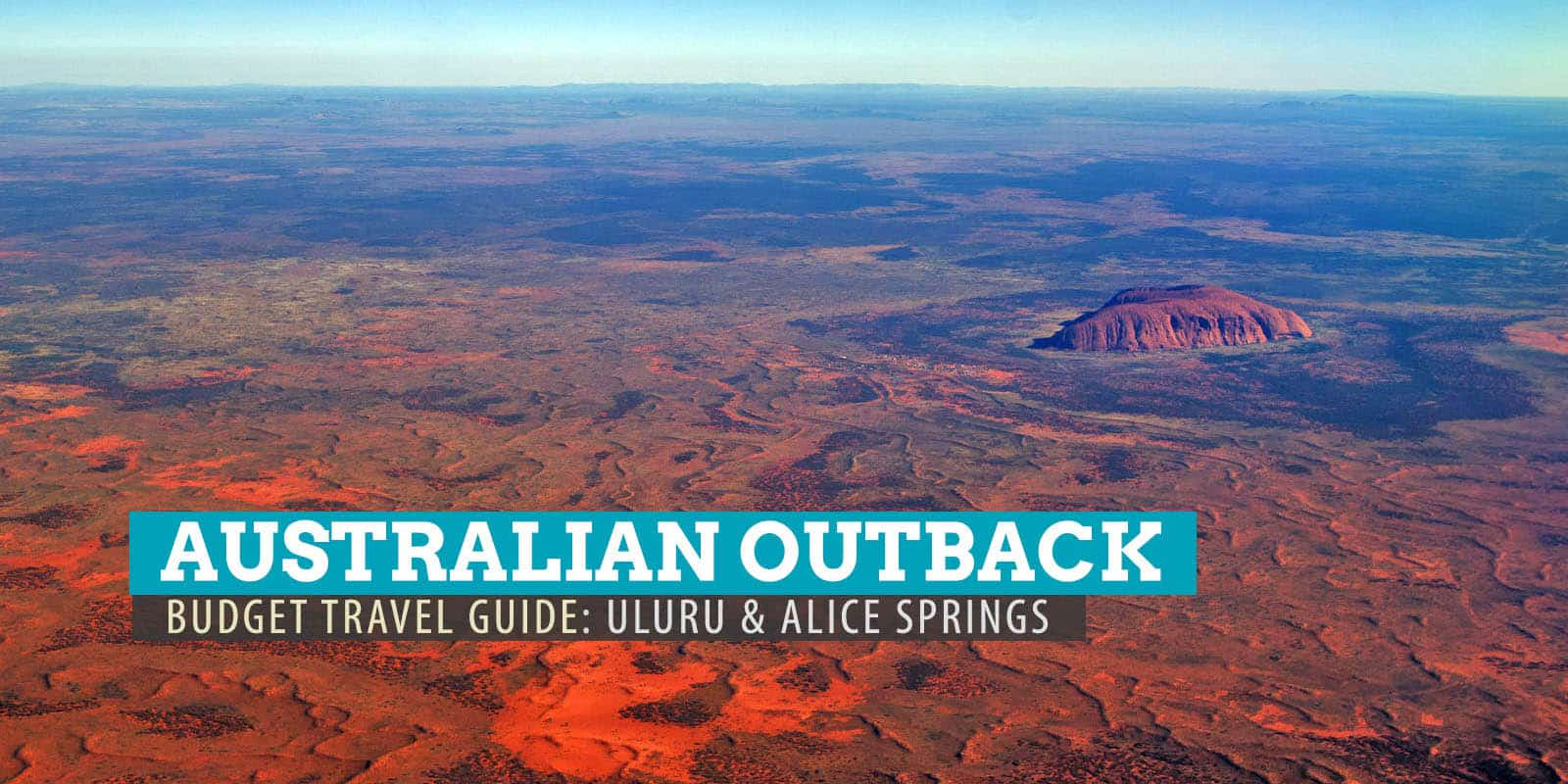 Australian Outback Travel Guide