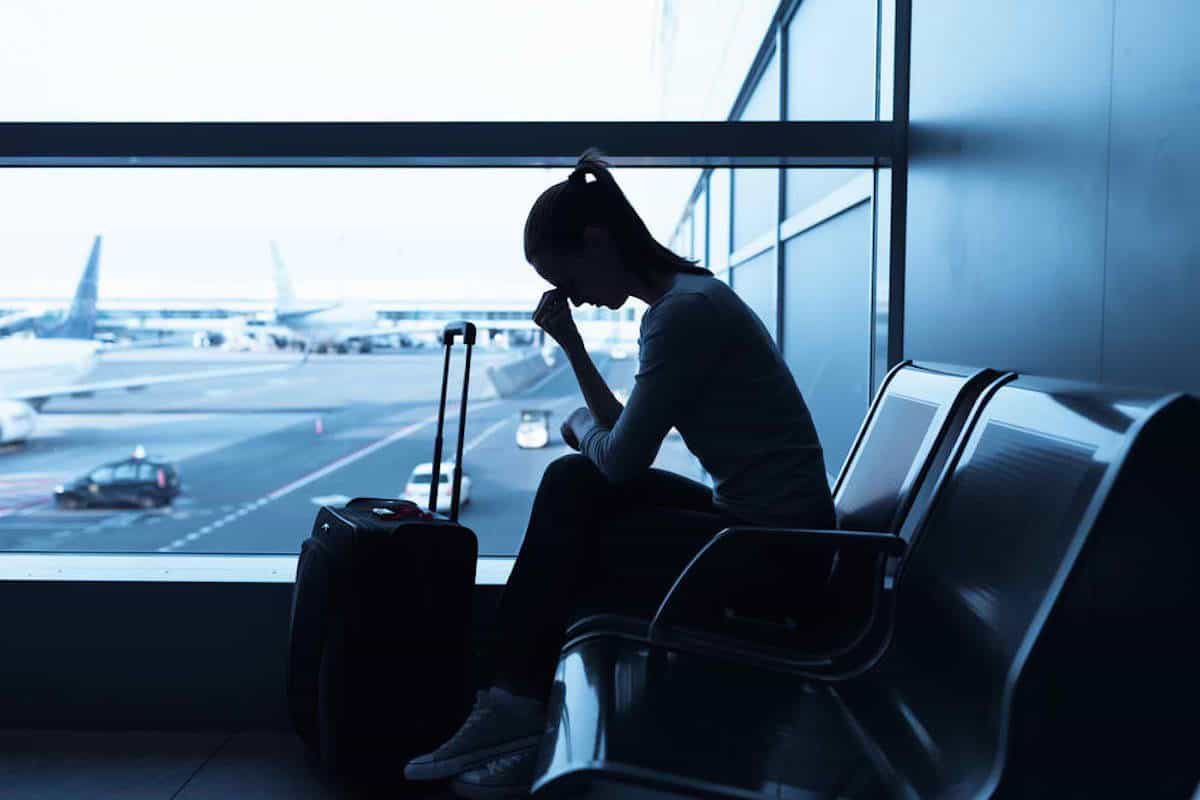 Flight delay can ruin your itinerary.