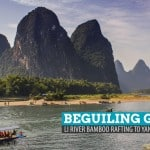 Beguiling Guilin: Li River Bamboo Rafting to Yangshuo, China