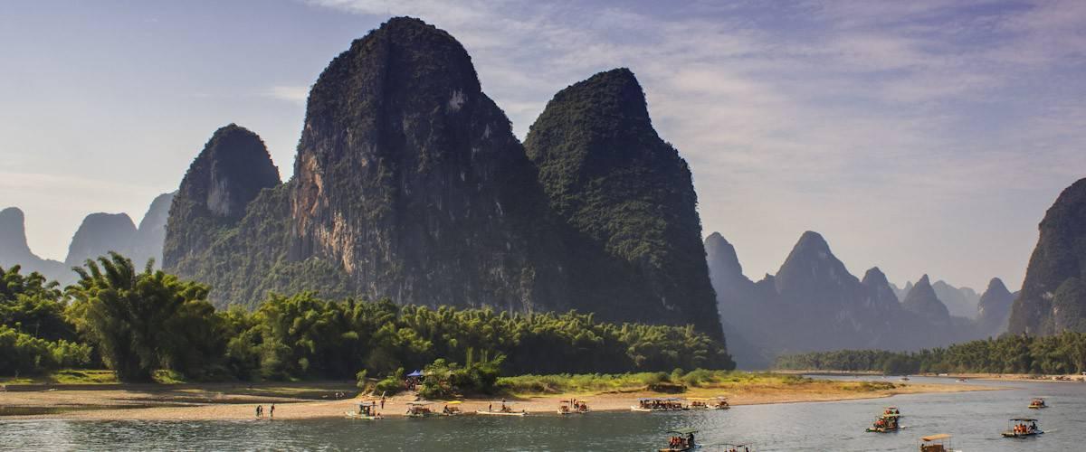 Li-River Slider