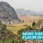 5 Lesser-Known but Must-Visit Places in China