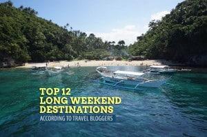 Manila Long Weekend Destinations