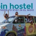 SPIN Designer Hostel El Nido: Our Best Hostel Experience in Palawan