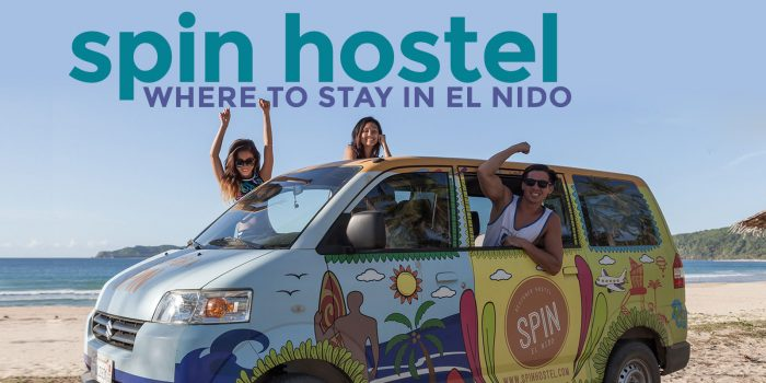 SPIN Designer Hostel El Nido: Our Best Hostel Experience in Palawan