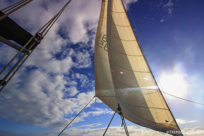 Sail the sun!