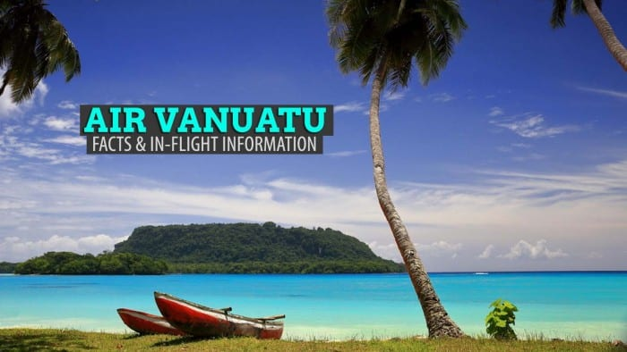 Air Vanuatu: Facts and In-Flight Information