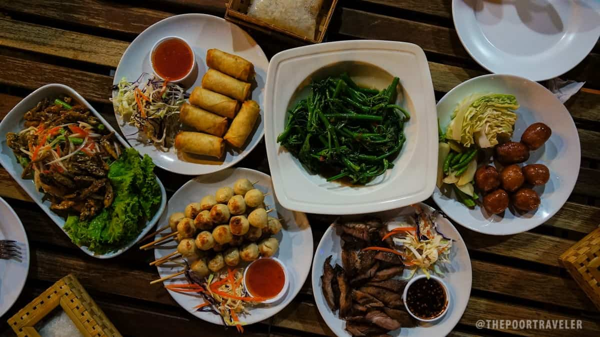 North Eastern Thai Cuisine restaurant in Asiatique The Riverfront Warehouse 6