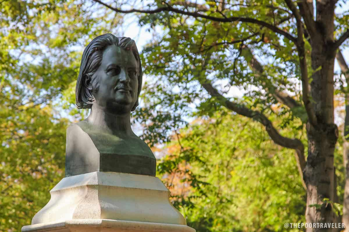 Honoré de Balzac, a legendary French novelist and playwright.