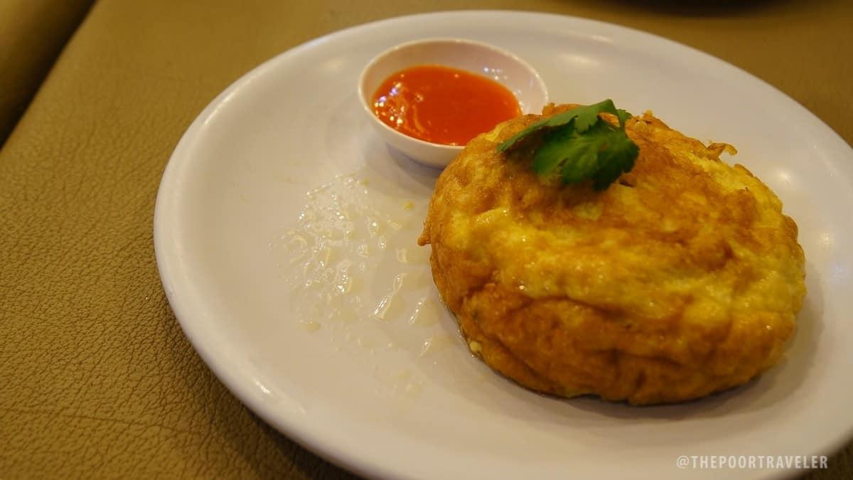 Krua Apsorn Crab Omelet